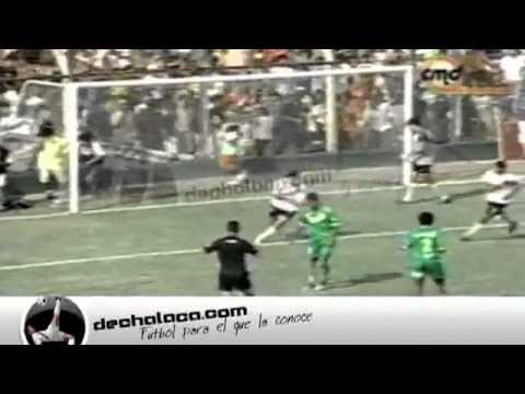 José Gálvez 4 - Sport Áncash 3 (Clausura 2006)