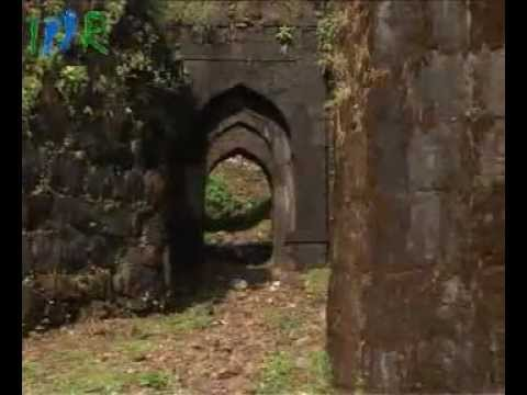 pratapgad fort mahabaleshwar maharashtra   indian historical fort at hill station video   youtube