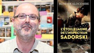 (LIVRE) La chronique de Jean Edgar Casel - L'étoile jaune de l'inspecteur Sadorski