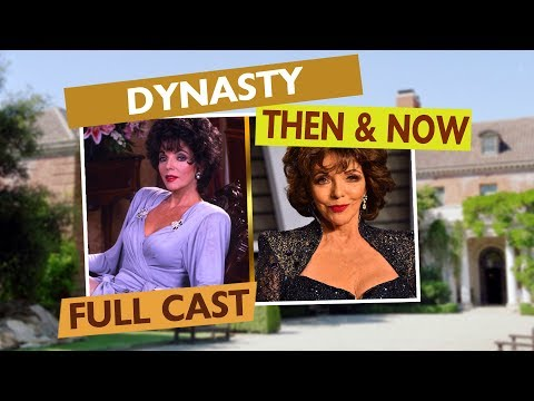 DYNASTY FULL CAST - Then & Now from YouTube · Duration:  6 minutes 40 seconds