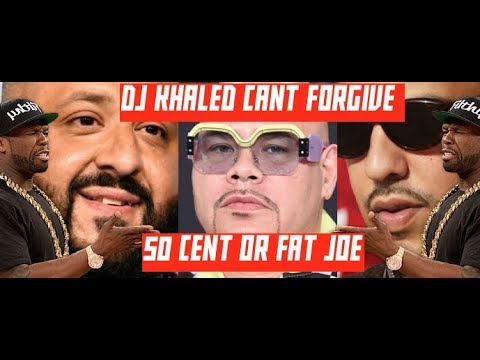 Dj Khaled Will NEVER FORGIVE 50 Cent or French Montana for Their Actions According to Fat Joe