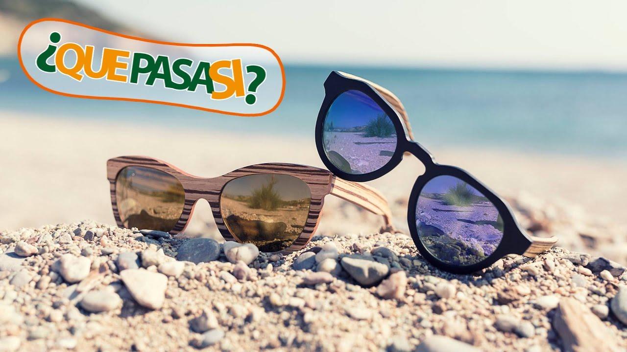 ee3c73c3d7 Cómo Saber Si Unas Gafas de Sol Son Buenas [Test de Falsificación] - YouTube