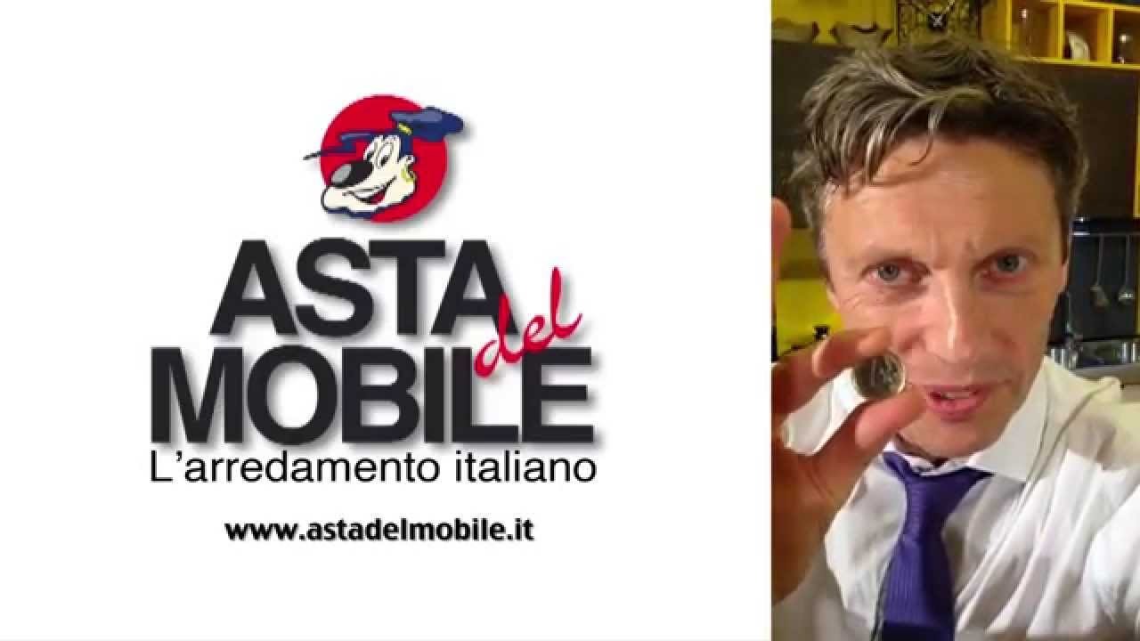 Asta del Mobile nuova offerta! - YouTube