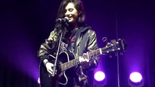 Parisa - 'Love Yourself' (Justin Bieber cover) Live