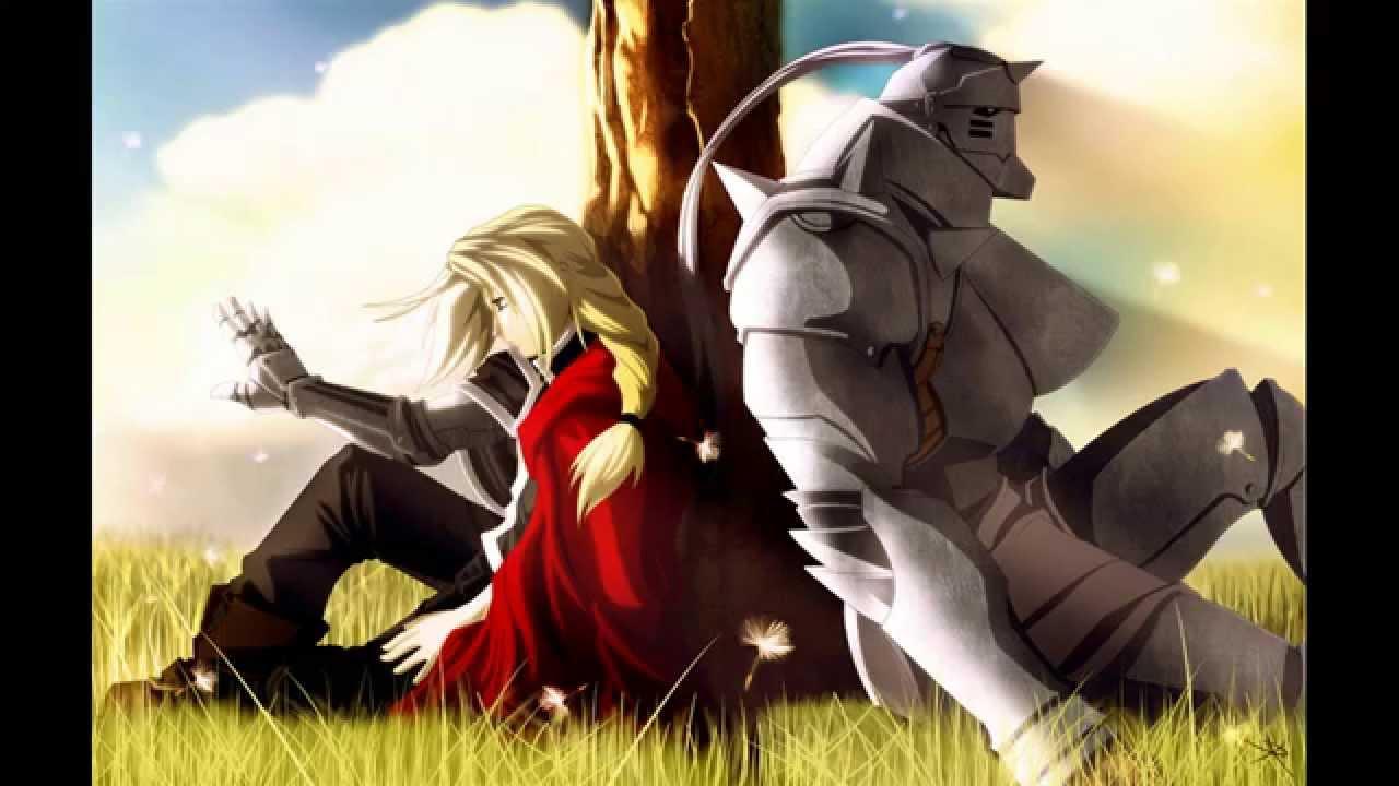 Edward Hd Wallpaper Fullmetal Alchemist Brotherhood Opening 1 Again Lyrics