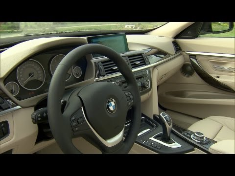 BMW 3 Series GT - INTERIOR
