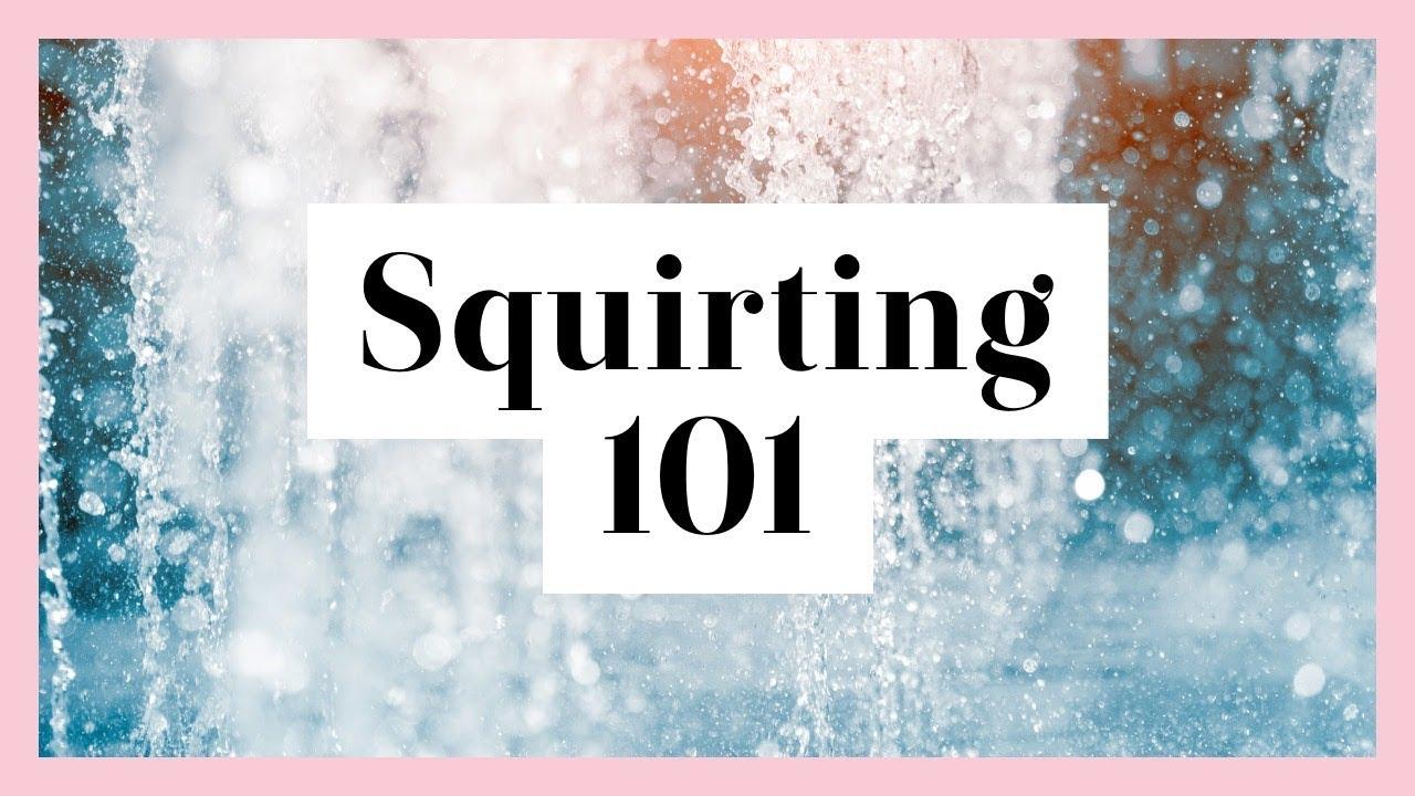 Squirt 101 ébène cheveux chatte