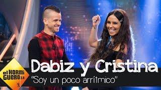 Cristina Pedroche y Dabiz Muñoz se marcan un sensual baile en plató - El Hormiguero 3.0