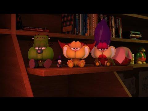 Noche de espanto - Halloween - Gaturro 3D - Mundo Gaturro