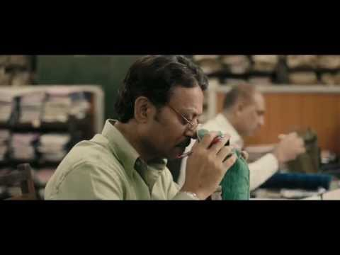 The Lunchbox (Dabba) 2013 - Song Saajan - Irrfan Khan & Nimrat Kaur