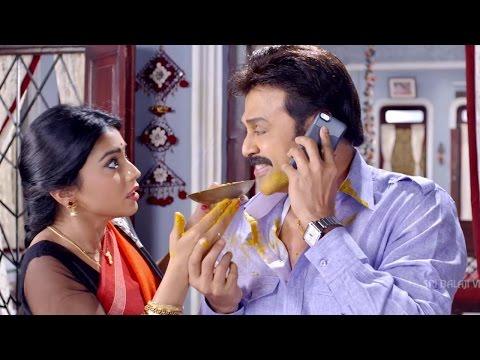 Gopala Gopala Movie Latest Trailer    Venkatesh, Pawan Kalyan, Shriya Saran    Sri Balaji Video