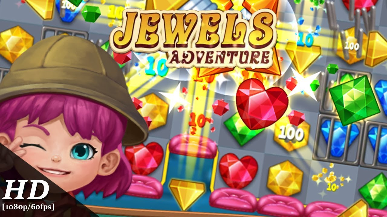 Jewels Adventure