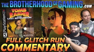 Tomb Raider: The Last Revelation // Commentary // (PS1 HD)