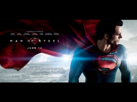 Man Of Steel Is Number One At The Boxoffice