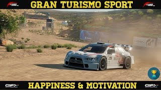 GT Sport - Happiness & Motivation are Related