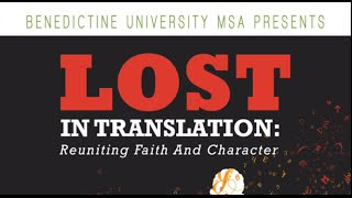 ★ Lost in Translation: Reuniting Faith and Character | The Official Trailer!