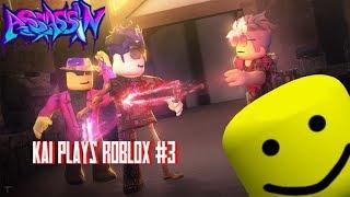 Kai Let's Play Roblox #3
