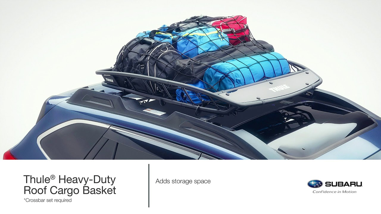 2019 Outback Accessory Highlights