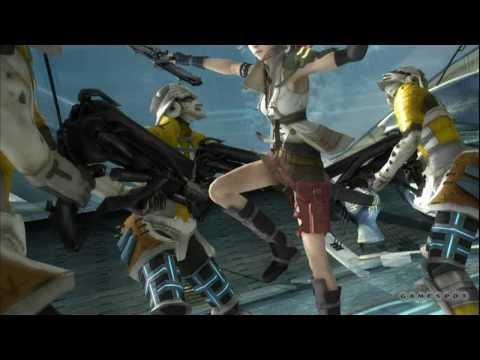 Final Fantasy XIII E3 2006 Trailer (High Quality, Watch in HD)