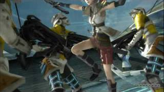 Final Fantasy XIII E3 2006 Trailer (High Quality, Watch in HD)