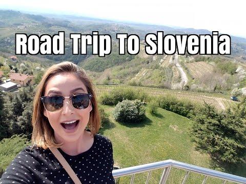 Road Trip to Slovenia!