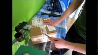 Terzo Unboxing (G36 custom)