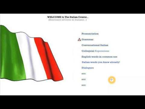 Italian Course Beginner Series Lesson 1: Acute Accent VS Apostrophe