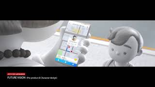 SANGWHA@CES2019 (3) Samsung Automotive Electronics