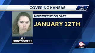 New execution date set for <b>Lisa Montgomery</b>