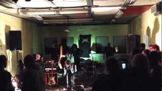 Undergång - Outro, live @IOGT Skarpnäck, 2013-03-15
