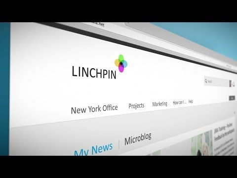 Linchpin Social Intranet: Features
