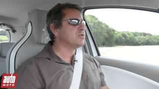 Renault Zoé (2015) : La Zoé refait le match - comparatif