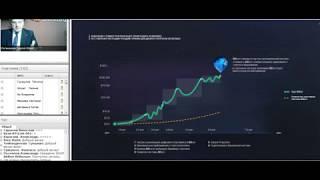 Семь этапов изменения стоимости Bitbon /  Сергей Литвиненко 2017 10 03