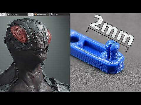 Resizing 3D Objects To Real World Measurements - Blender Tutorial