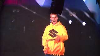 Justin Bieber - What Do You Mean? [Live at BST Hyde Park]