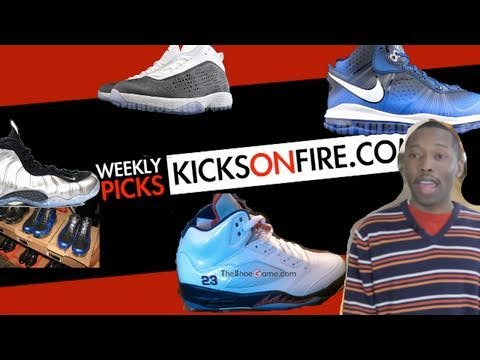 Kicks On Fire 2011 Weekly Review - Week 2