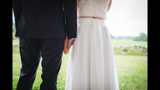 Bildspel Bröllopsporträtt Anders & Carolina