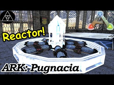 Modded ARK Pugnacia #45 ► Bulk Arc Reactor! Dry Stores & Tek Crop Plots in Aktion! [ger]