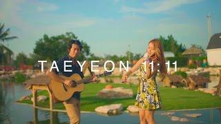 Taeyeon 11:11 violin&guitar cover