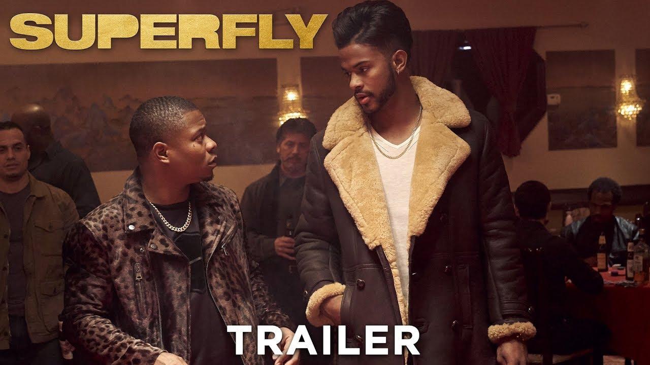 SUPERFLY - Teaser-Trailer A - Ab 13.9.18 im Kino!