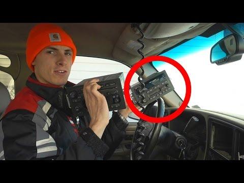 FANS SENT STOLEN CAR RADIO