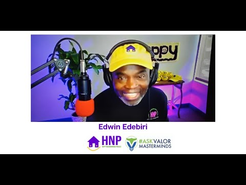 Happiness As a Skill with Edwin Edebiri