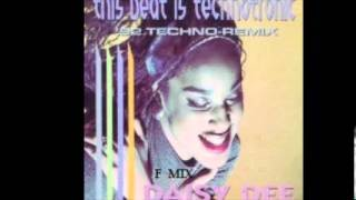 DAISY DEE  -  THIS BEAT IS TECHNOTRONIC