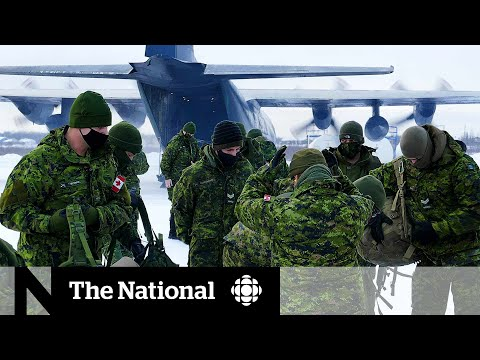 CBC News: The National: Military supports fight against COVID-19 in Shamattawa First Nation