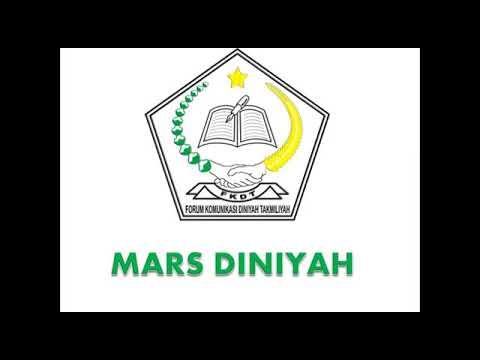 Mars Diniyah terbaik