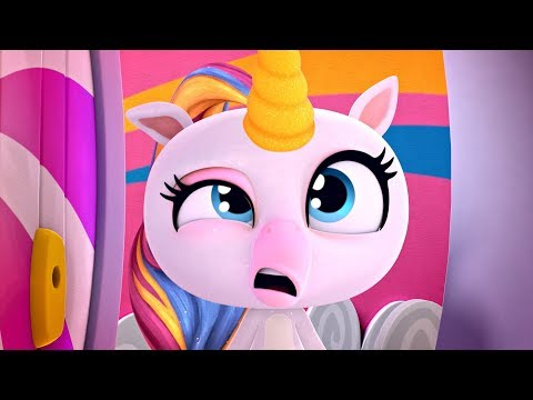 Fingerlings Tales | Gigi The Unicorn Is A Drama Queen | Kids Cartoons