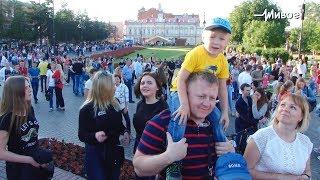 Городские события. День молодёжи в Томске 2018