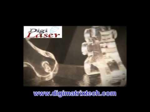 DigiLaser CO2 Laser Cutting & Engraving  Machine