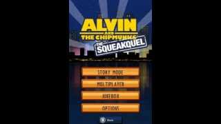 Alvin and the Chipmunks the Squeakquel Nintendo DS walkthrough part 1/11