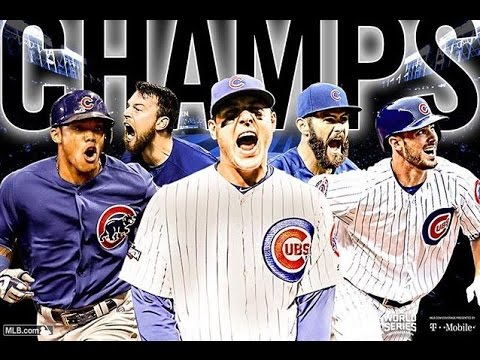 Chicago Cubs, World Series Champions 2016 |Remember The Name| HD